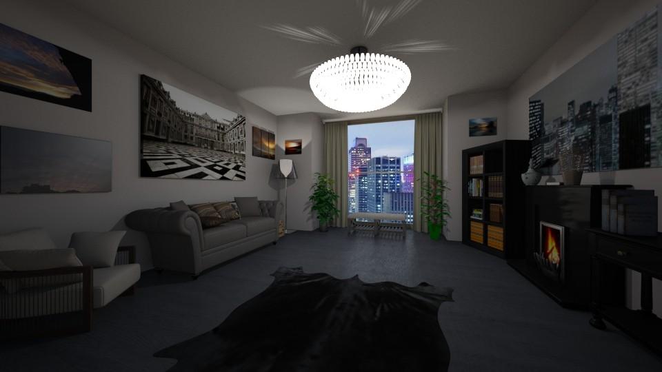 nx - Bedroom - by Mia Lis