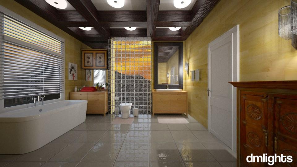 Orion - Bathroom - by Roberta Bela
