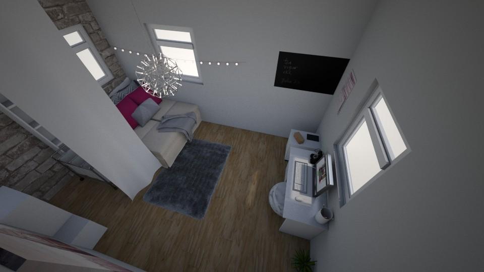 Dorm Room - by Emma Wright_708