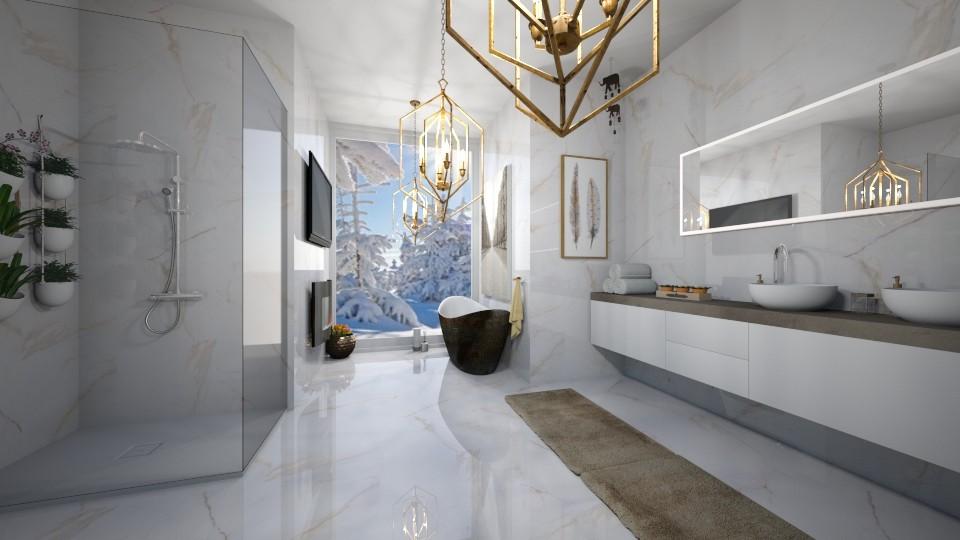 2222 - Bathroom - by katarina13