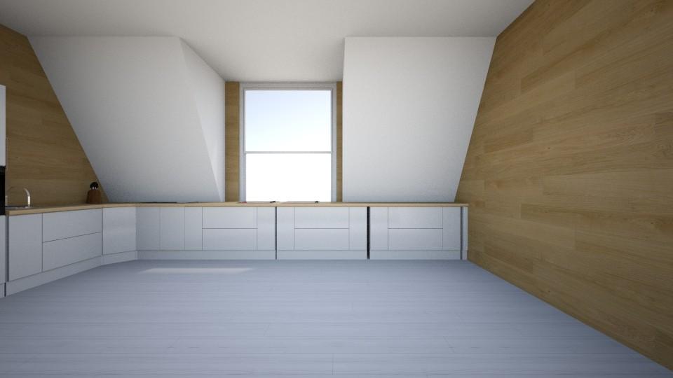7 - Kitchen - by paulina perez_572