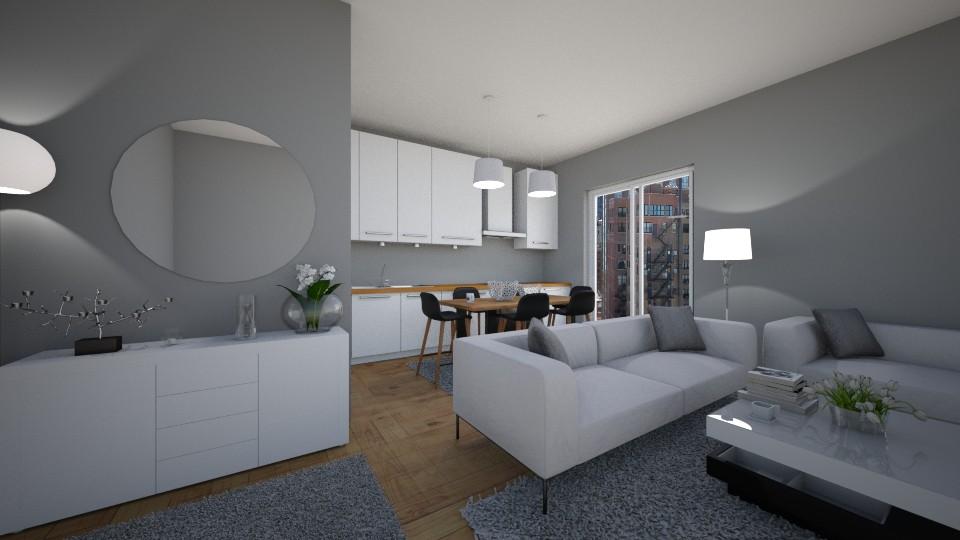 Apartament - by Aldaneziri