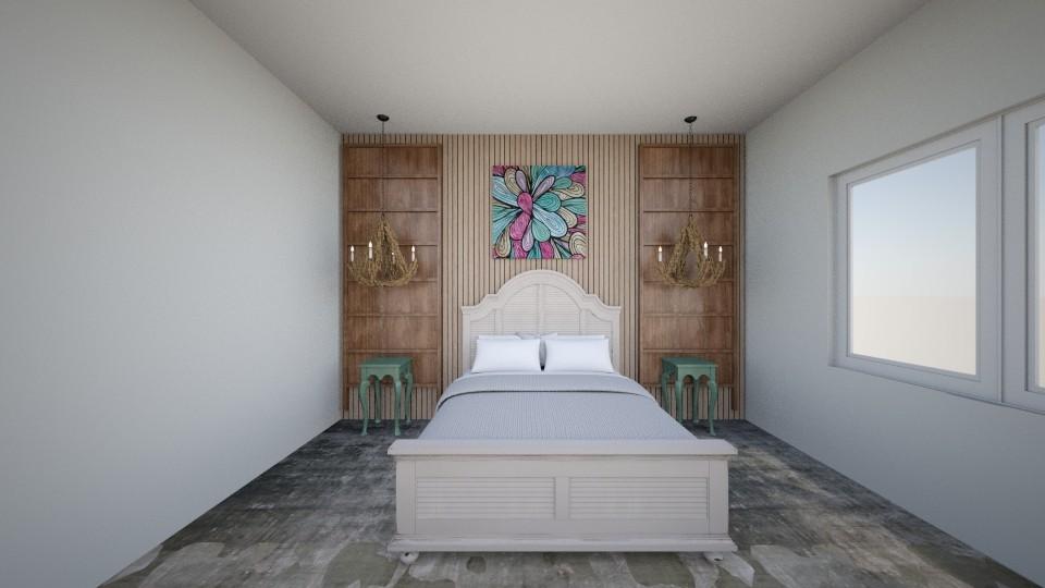 bedroom - Bedroom  - by catrinel2409