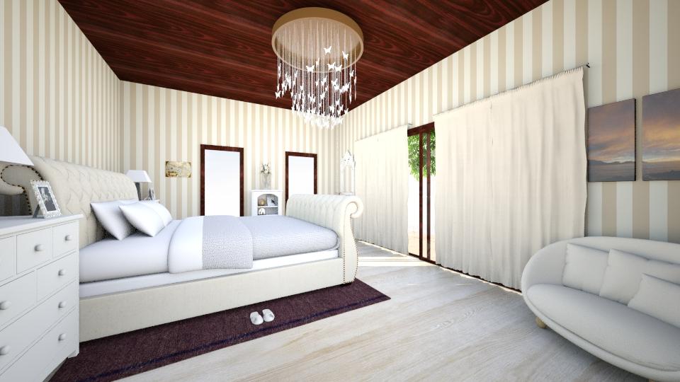mi cuarto - Bedroom - by anairisdisenadora