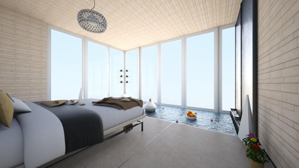 Bedroom Inspired By bgref - Modern - Bedroom - by KKIsCrazyAF