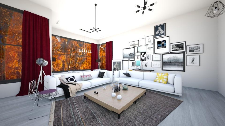 3 - Living room - by hnda02