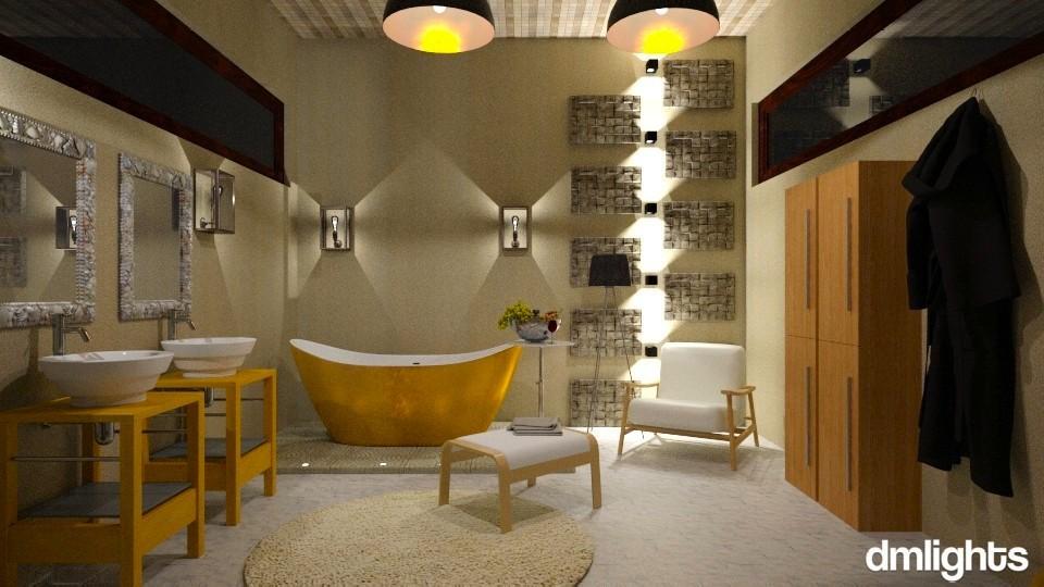 Bathroom - Bathroom - by Mihailovikj Mimi
