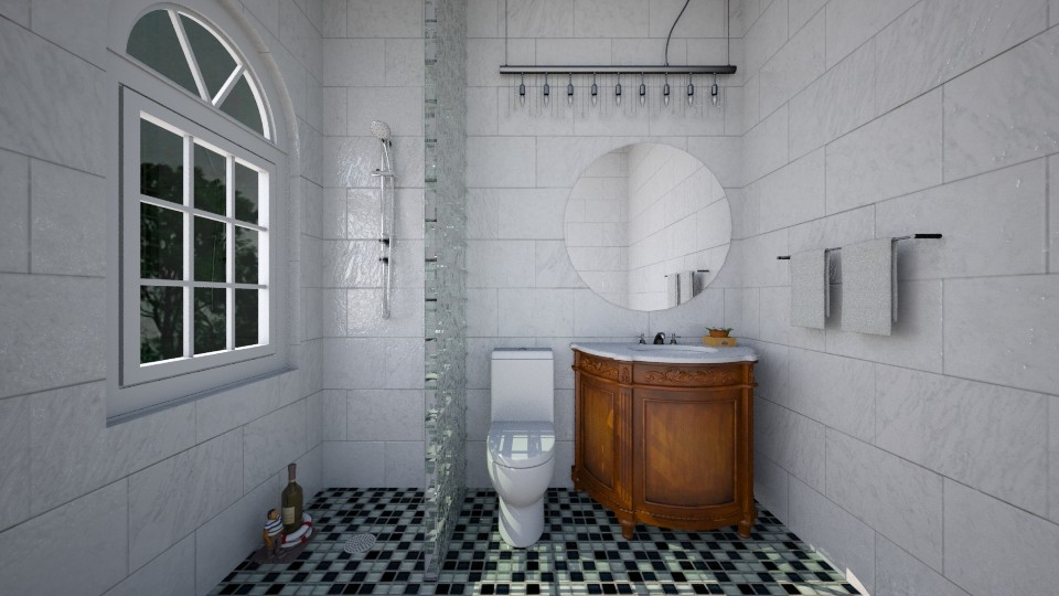 simple little things - Bathroom  - by abbylee44