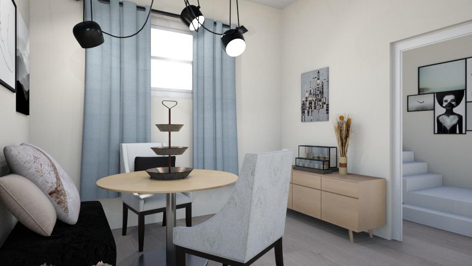 Small  Dinning Room - Modern - Dining room - by salisha222