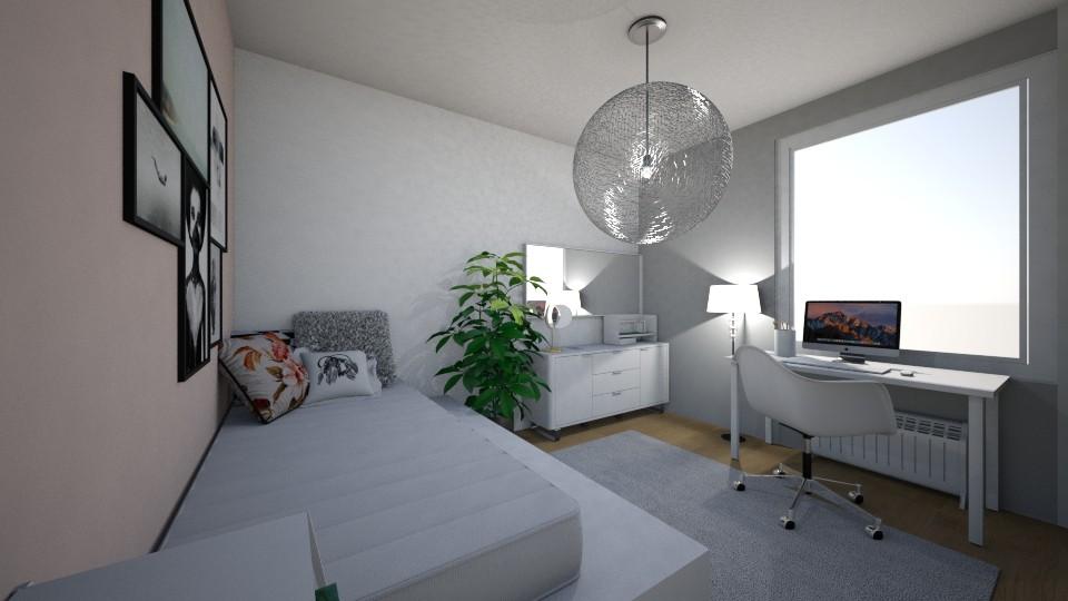 Nelsonik1 - Bedroom  - by gwiazdanela
