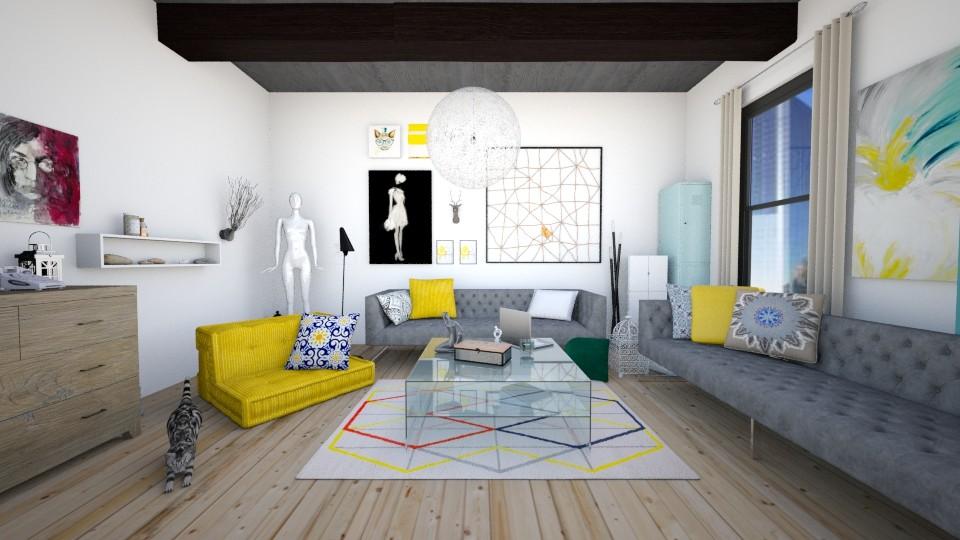 living room - Living room - by hnda02