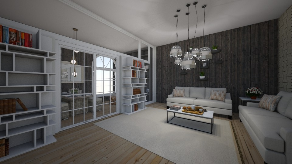 lights - Living room - by kperson