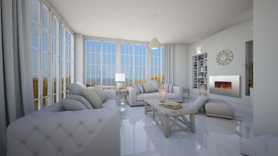 dream - Living room  - by tornadolynn