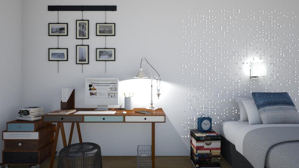 Designer Desk - Office  - by Val Val