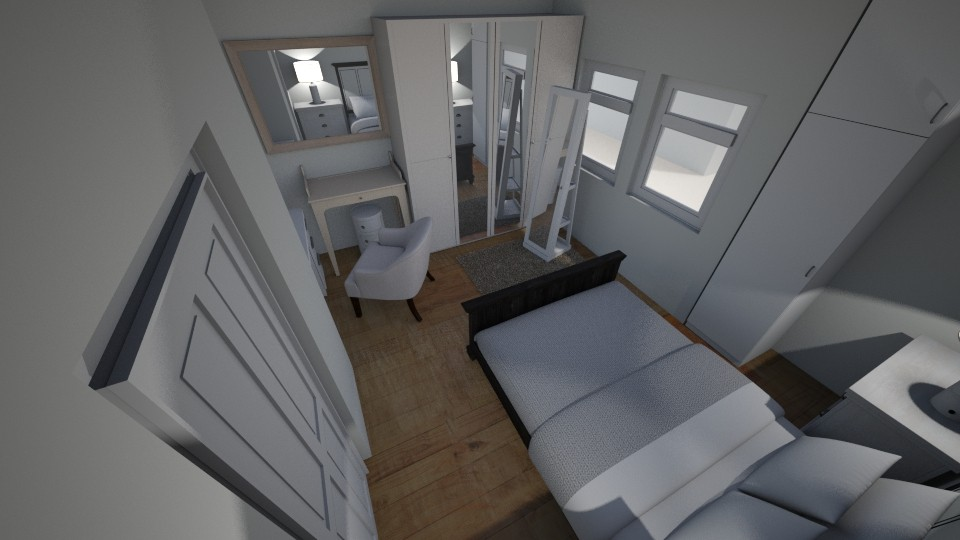 K Up1  A2 - Bedroom - by Niva T