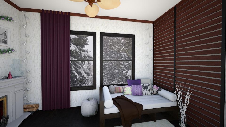 nmvbfjn - Bedroom  - by ivaninayo