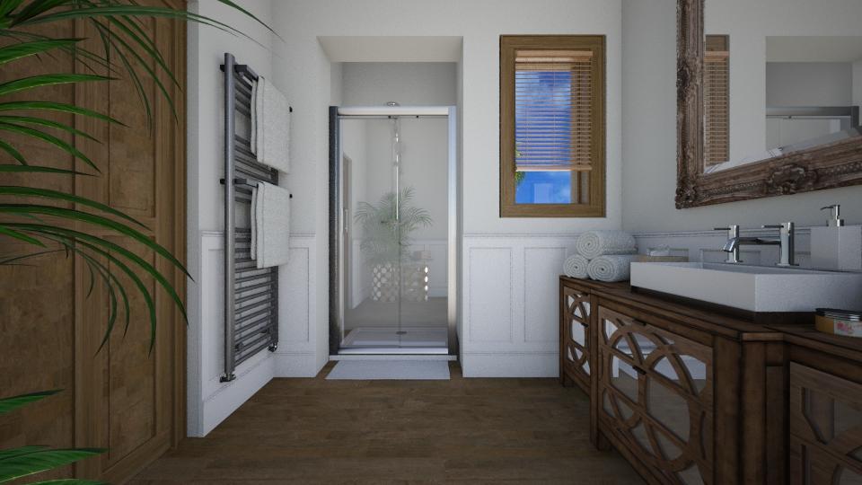 Virtual Bathroom - Bathroom - by _Taz_