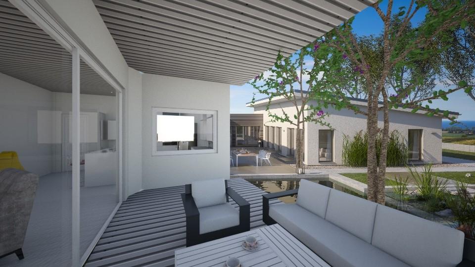 terrace  BLG 1 - by sanja