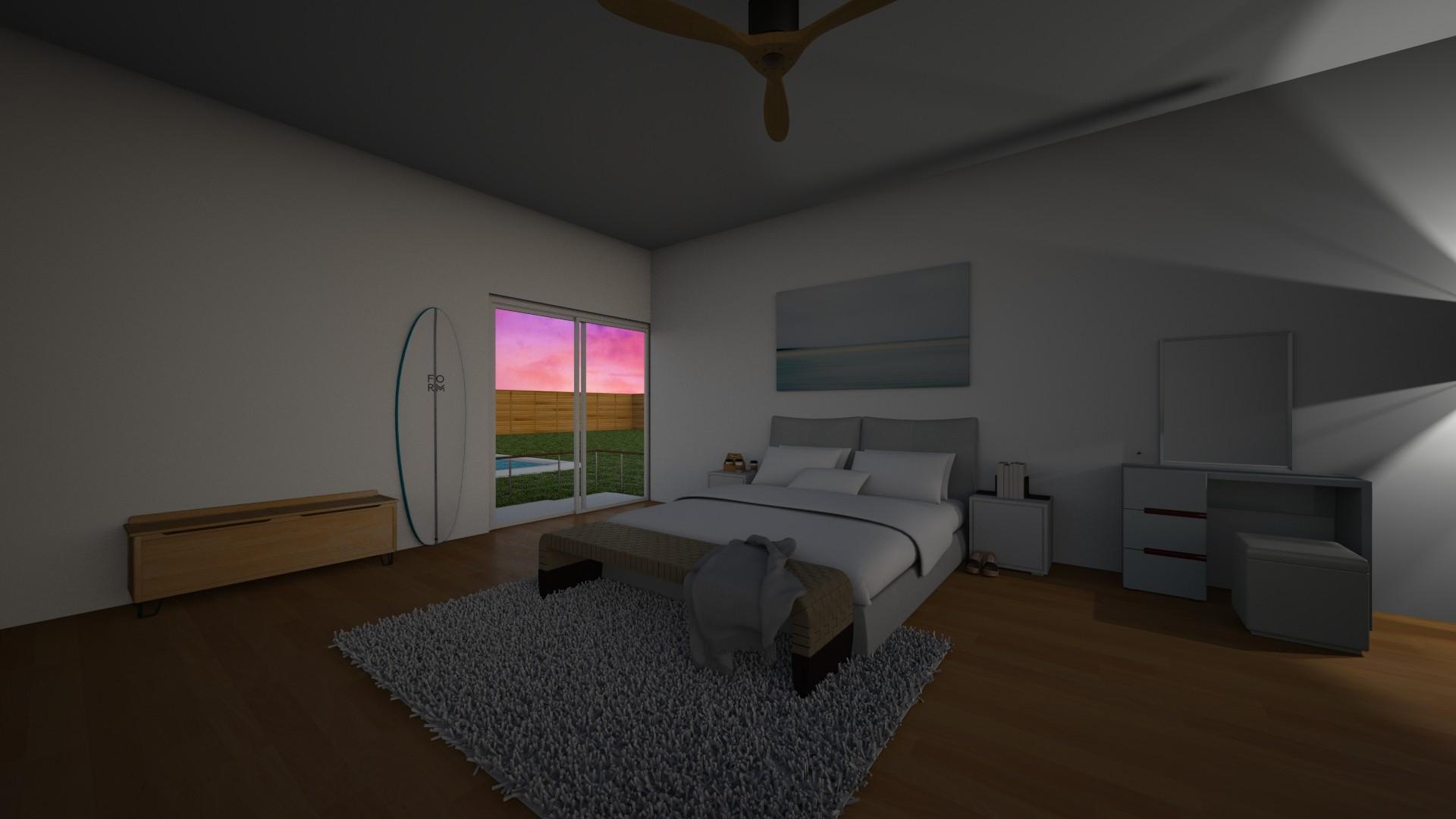 Mansion R1 - Bedroom - by umperson