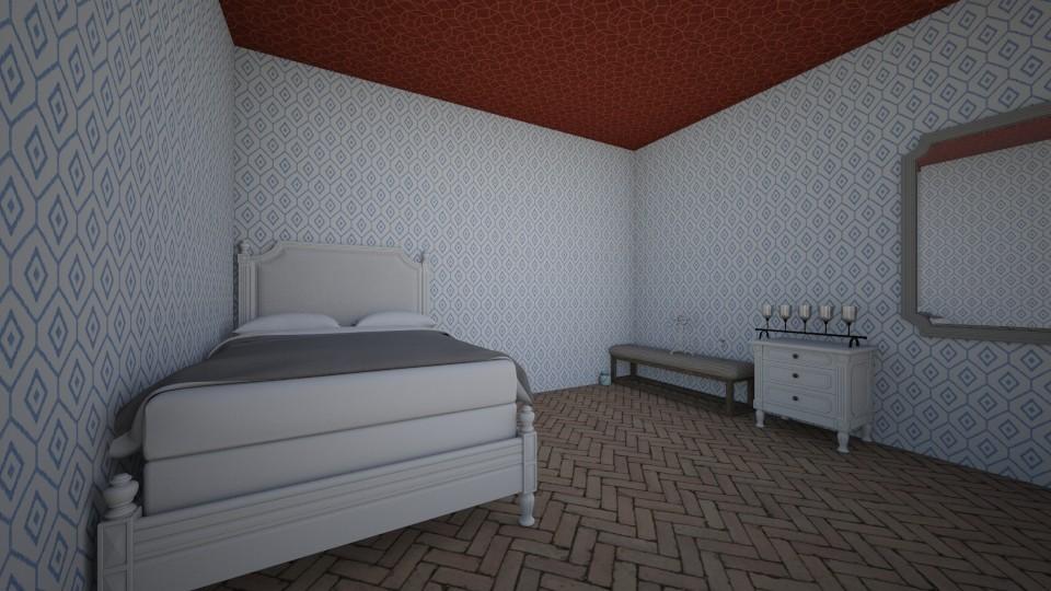 baby kenzies bedroom - by Nature_lover