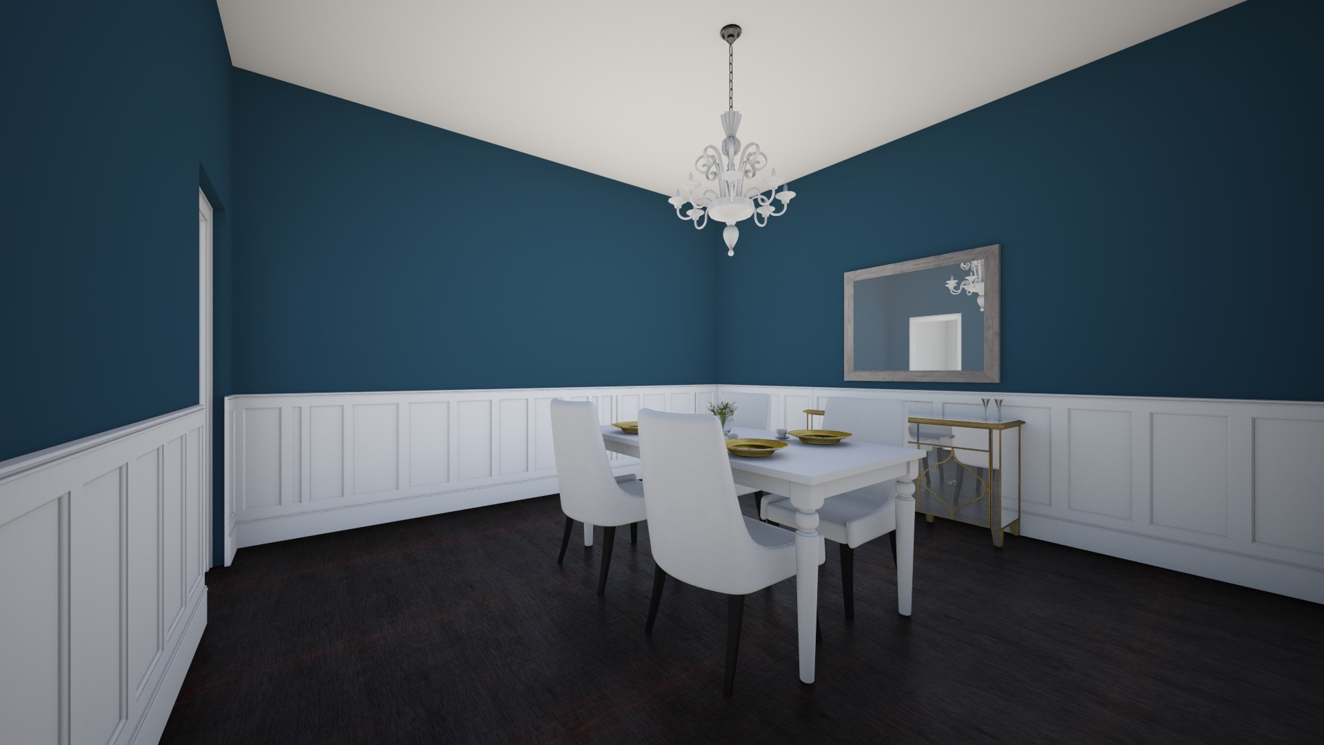 Formal Dining - by Khyra