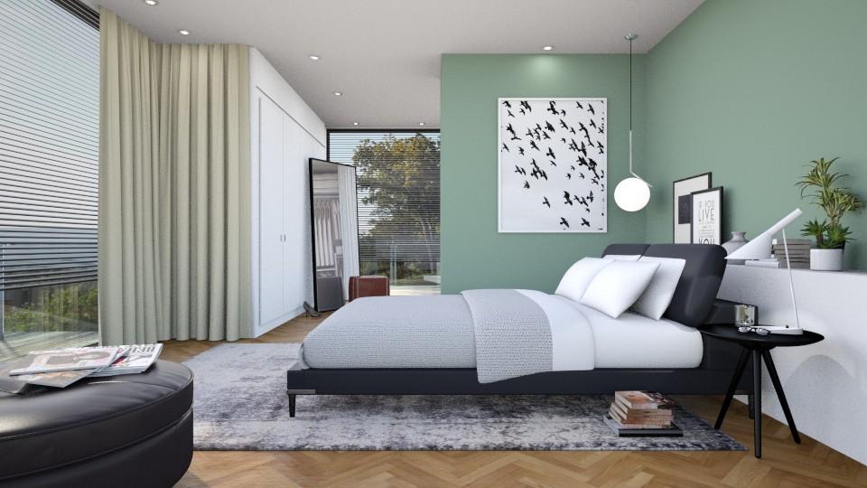 XV_2 - Bedroom  - by Valkhan