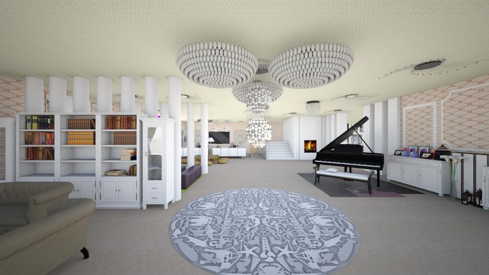 UDGINC HOUSE - by chanelskii