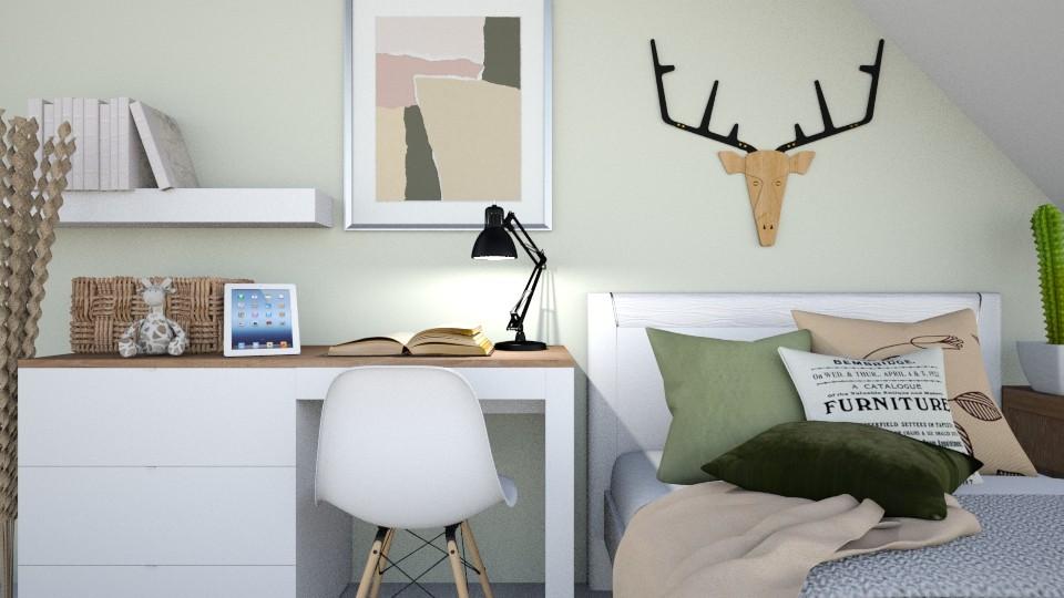 KiddoRoom - Bedroom - by KimAlys