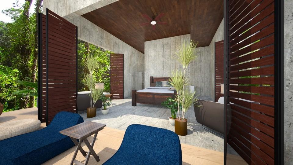 vacation getaway2 - Bedroom - by rebsrebsmmg