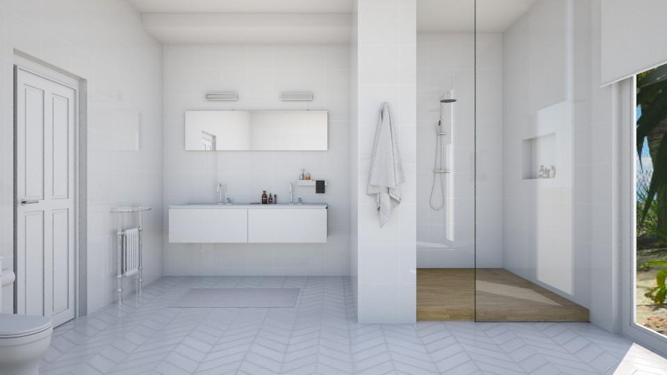 Eau Toilet - Modern - Bathroom - by mclaraop