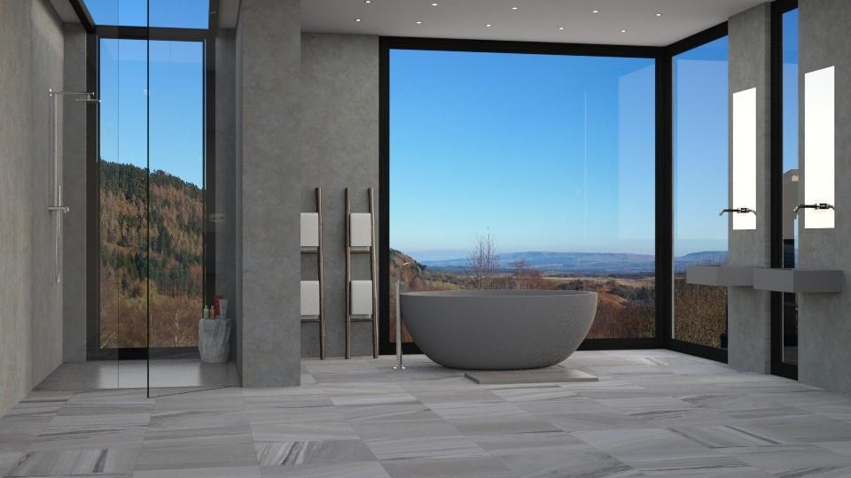 Bathroom - by Ryan_22_