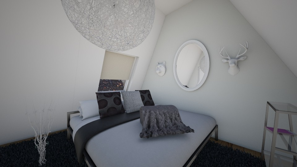 bedroom - by dchav5