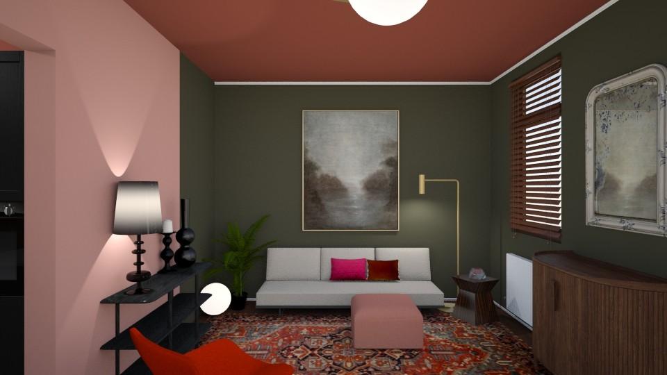 grsbksdwrswg - Living room - by KanitaM