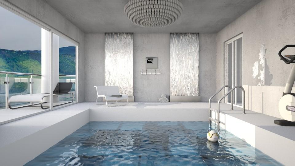 pool - by Magdalena ER