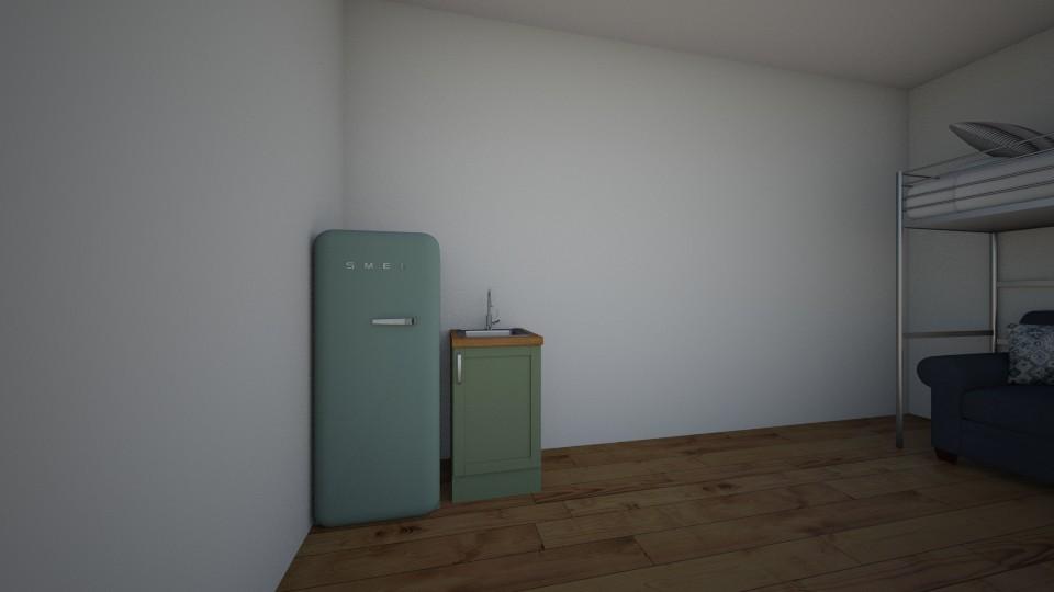 LA apartment - by fbatchy