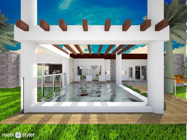 patioo2 espejos - Garden - by aguss