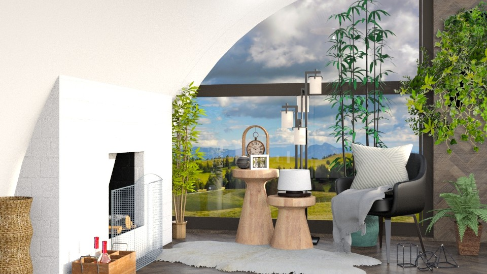 Zen - Modern - Living room - by Isaacarchitect