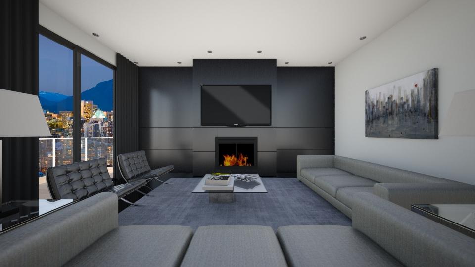 Living Room - Living room - by _Taz_