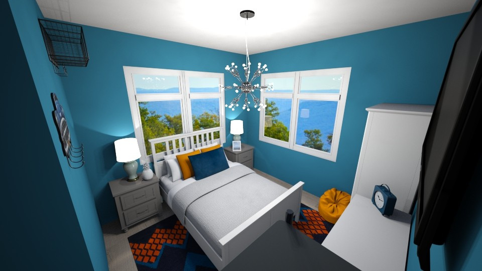 cole 2nd bedroom - by trymybest