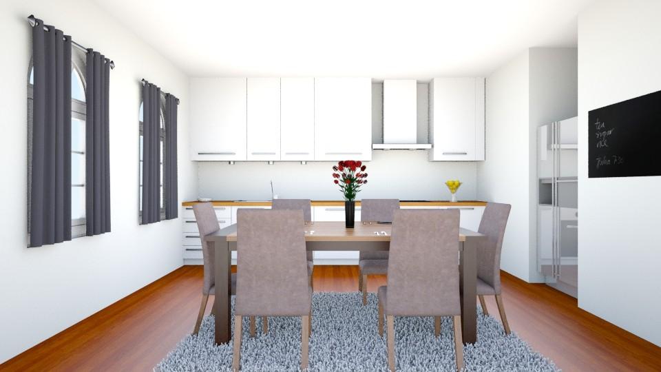 lizzy - Kitchen - by jammer3460323