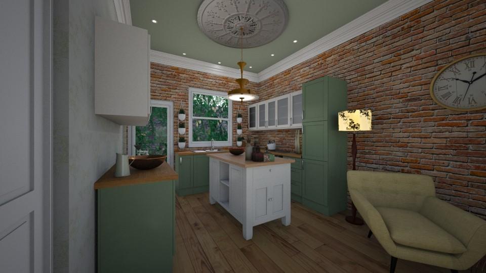 Looe House dinning - Dining room - by Lisett