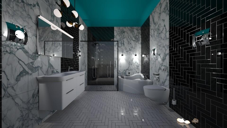 Ideal Ensuite - Modern - Bathroom - by jaiden2006