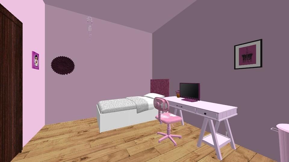 pp - Bedroom - by LeLebear