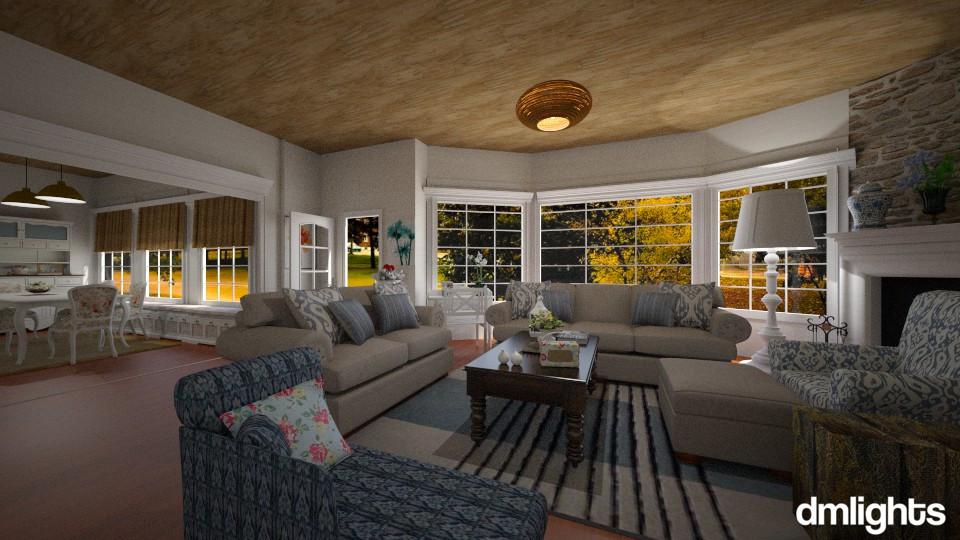Campo - Living room - by Roberta Bela