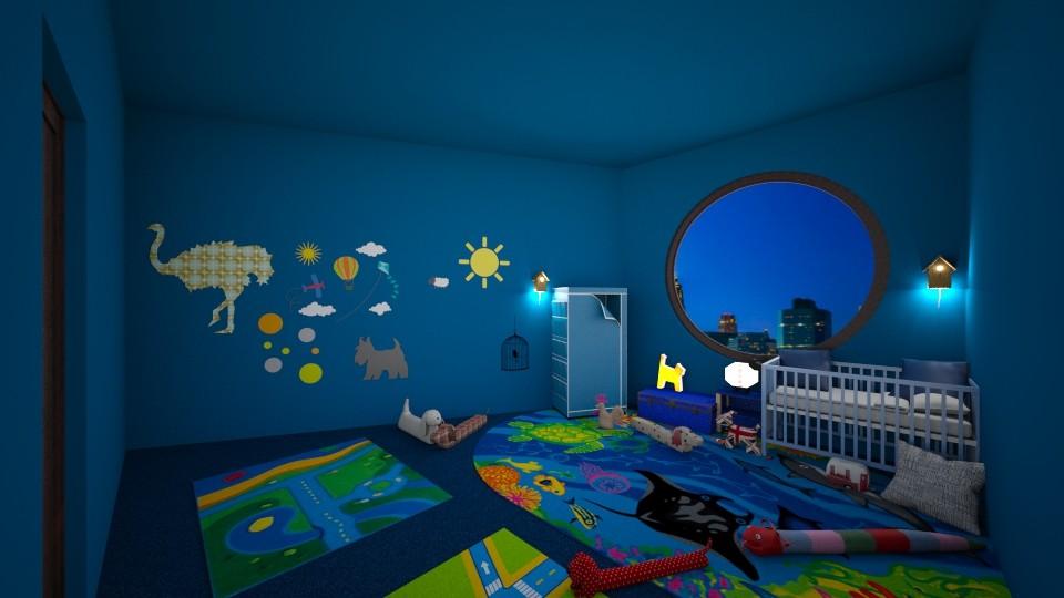 Bedrooms - Bedroom - by Ninorucska