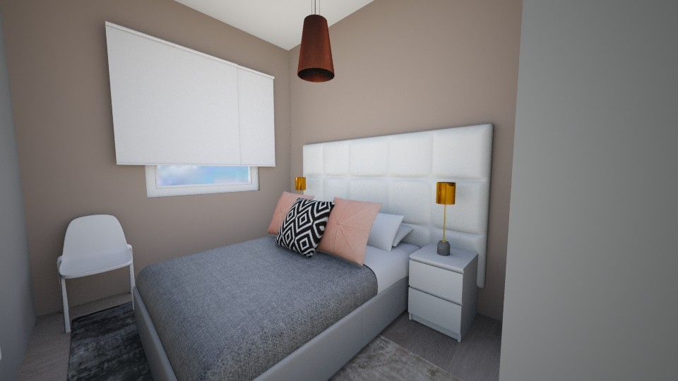 MODERN SMALL SPACE - by simplydesign