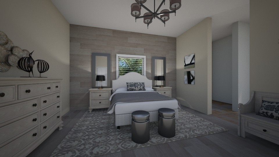 Vacation MCO - Bedroom - by Daisy de Arias