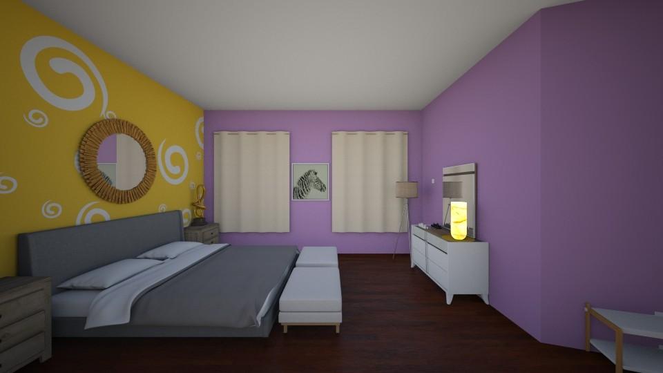 My Room  - by Clari24