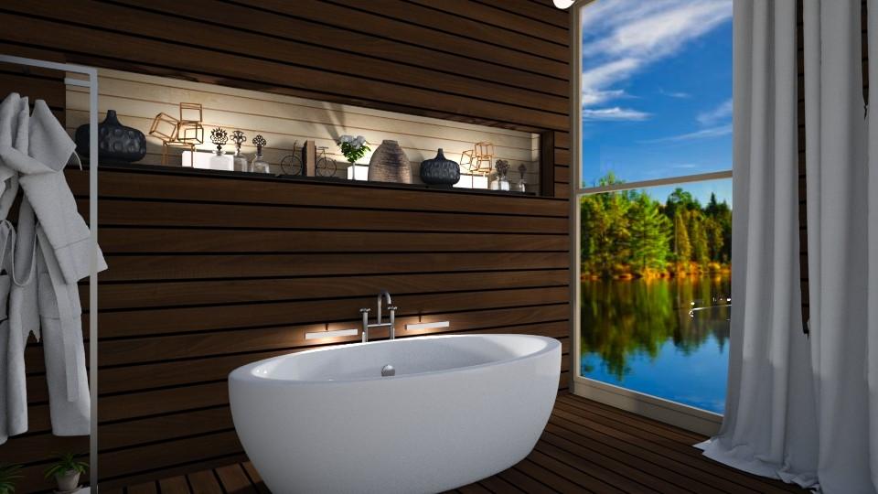 Warm Bath - by tiara7