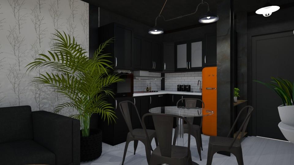 Ada Bart - Eclectic - Kitchen  - by AdaBart